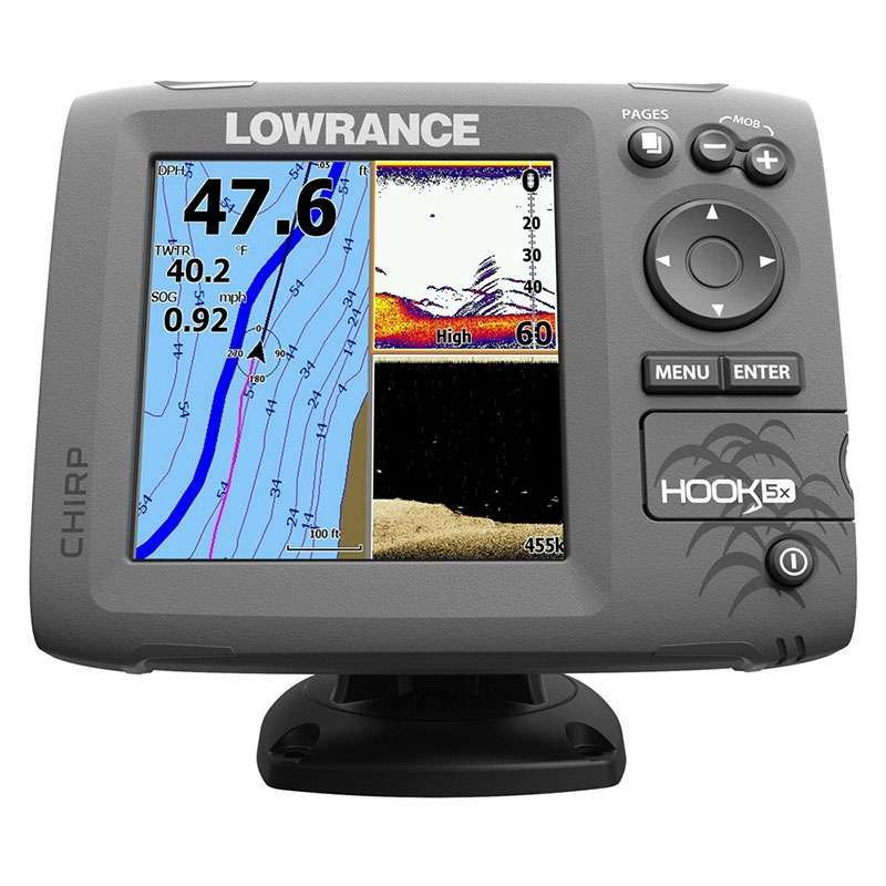 Lowrance Hook 5X